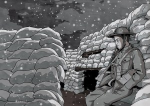 Revise Exposure by Wilfred Owen: Power and Conflict Poems