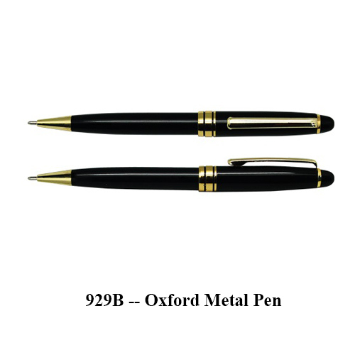 929B — Oxford Metal Pen