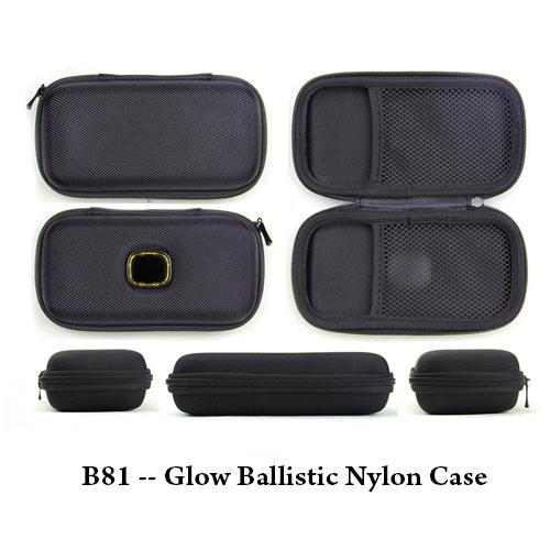 B81 — Glow Ballistic Nylon Case