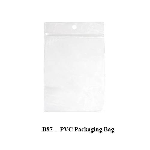B87 — PVC Packaging Bag