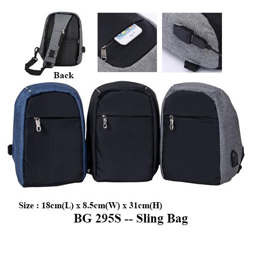 BG 295S — Sling Bag