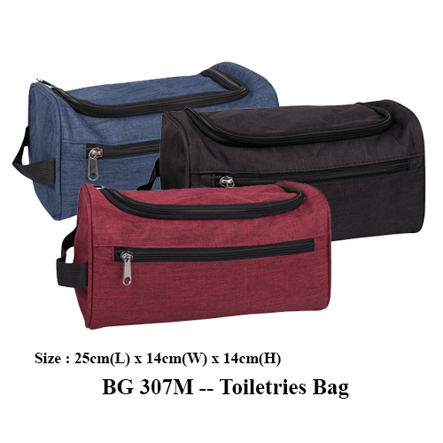 BG 307M — Toiletries Bag