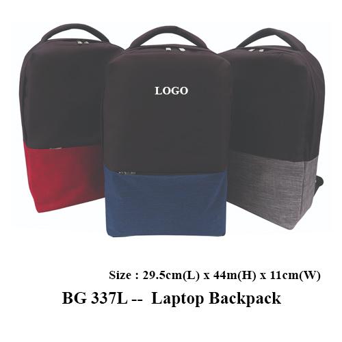 BG 337L —  Laptop Backpack