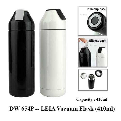 DW 654P — LEIA Vacuum Flask (410ml)