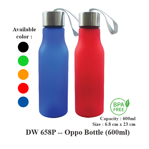 DW 658P — Oppo Bottle (600ml)