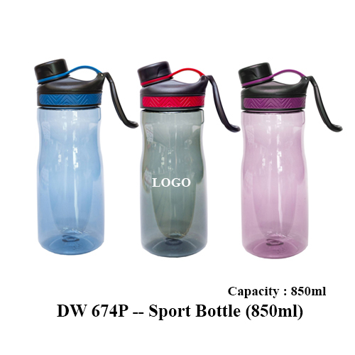 DW 674P — Sport Bottle (850ml)