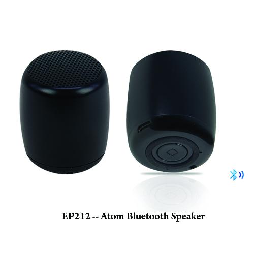 EP212 — Atom Bluetooth Speaker