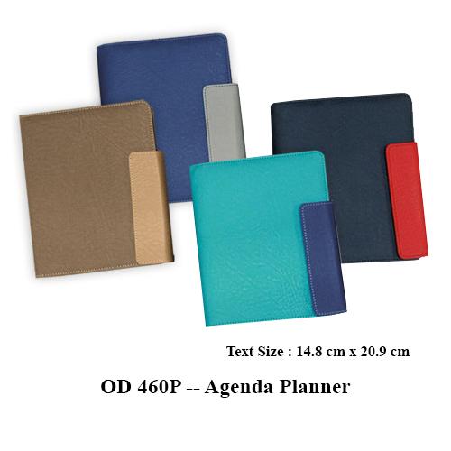 OD 460P — Agenda Planner