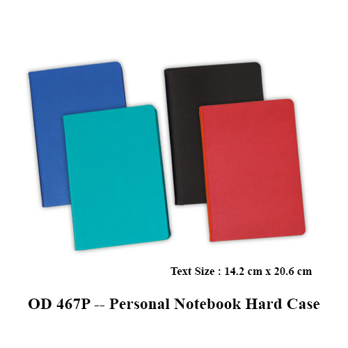 OD 467P — Personal Notebook Hard Case
