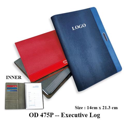 OD 475P — Executive Log