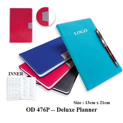 OD 476P — Deluxe Planner