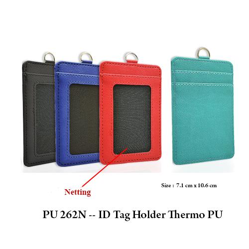 PU 262N — ID Tag Holder Thermo PU