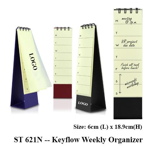 ST 621N — Keyflow Weekly Organizer