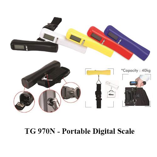 TG 970N – Portable Digital Scale