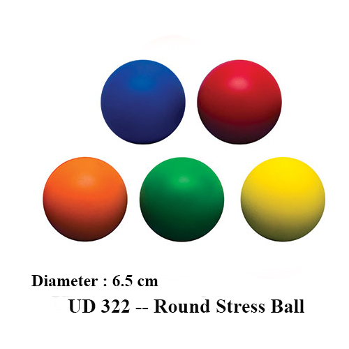 UD 322 – Round Stress Ball