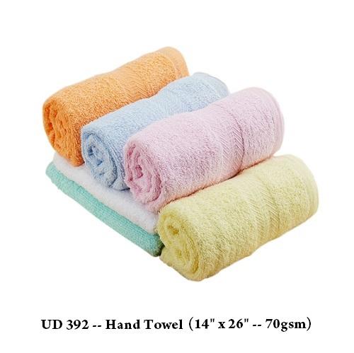 UD 392 – Face Towel