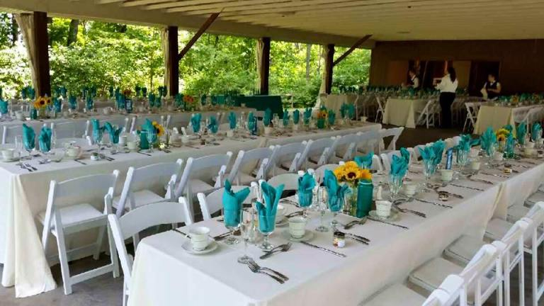 Yerves and Parker Wedding Catering