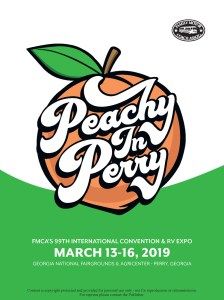 FMCA Rally - Peachy in Perry