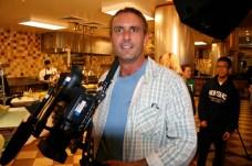 Matt Nelson filming at NAU Flagstaff