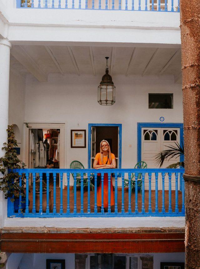 review of villa maroc ESSAOUIRA