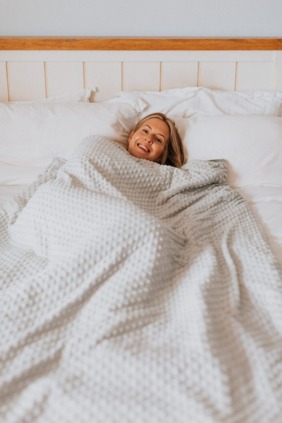 A review of the Mela Weighted Blanket.