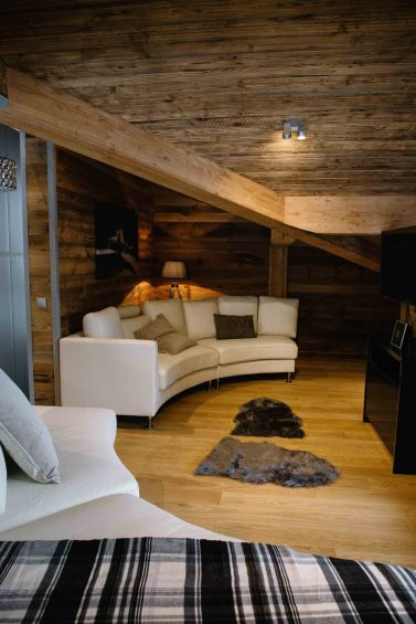 black diamond chalets tignes