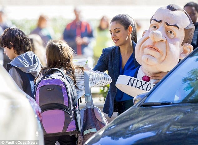 bad moms movie nixon head