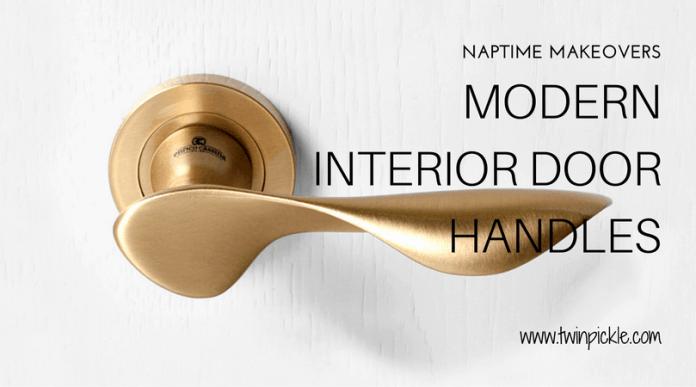 modern interior door handles FB