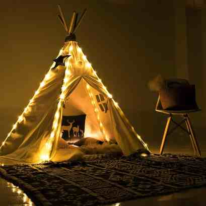 Fairy Lights for Teepee Tents - Amazon