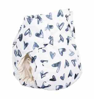 Smart Bottoms Organic Cotton Diaper - Nuture