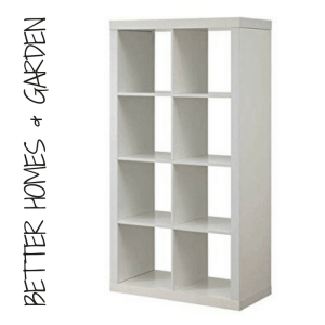 Better Homes & Garden Cube Organizer