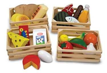Food Group Crates