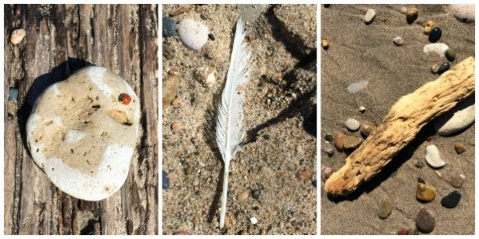 Found-Objects-on-the-Rock-Beach