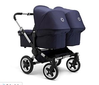 bugaboo twin stroller