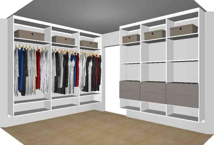 California Closets Consultation Design