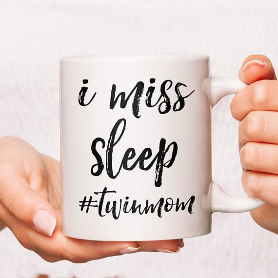 I Miss Sleep Mug