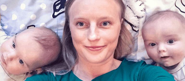 5 Forgotten Joys of Parenting Newborn twins