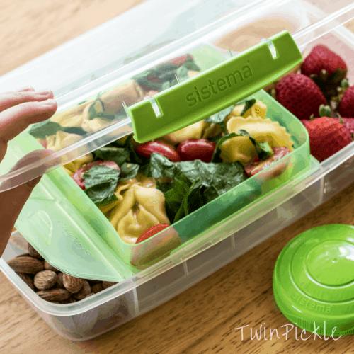 Sistema Bento Box Lunch