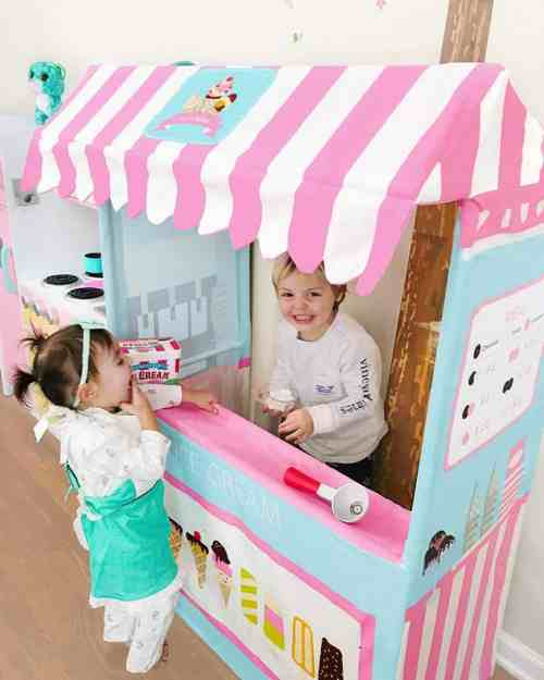 Ice Cream Stand Playhouse