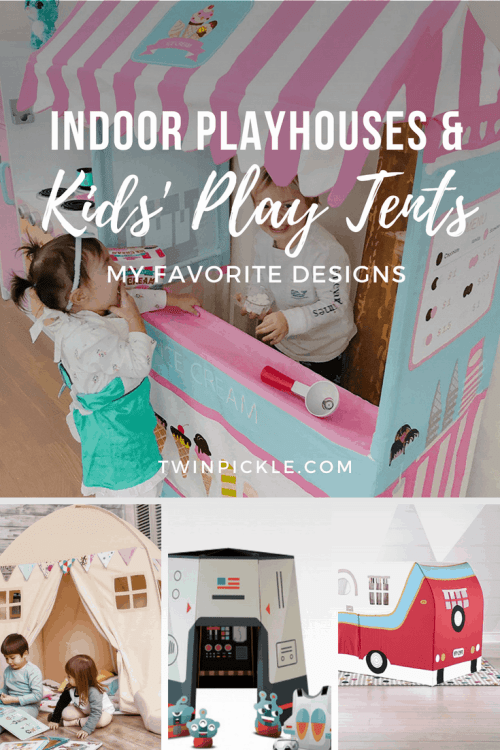 My Top Picks for Kids' Indoor Play Tents and Cardboard Playhouses