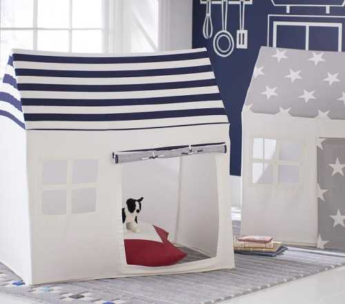 pottery barn kids play tent