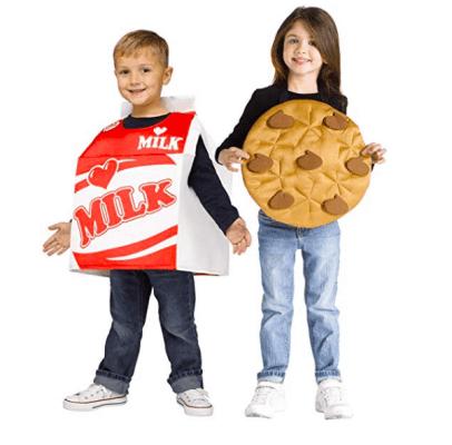 Milk & Cookies Costume