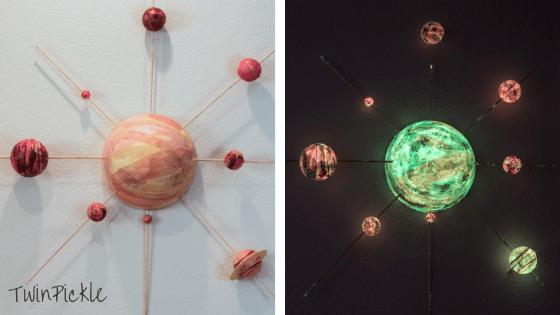 Solar system STEM craft 03