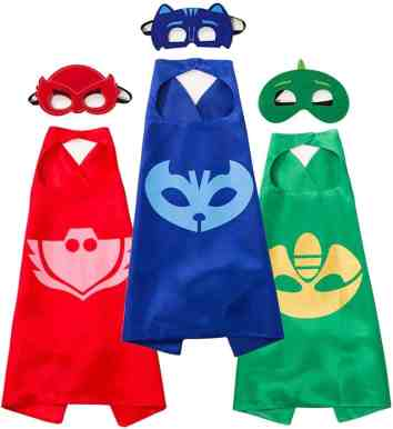 PJ Masks Cape Costumes
