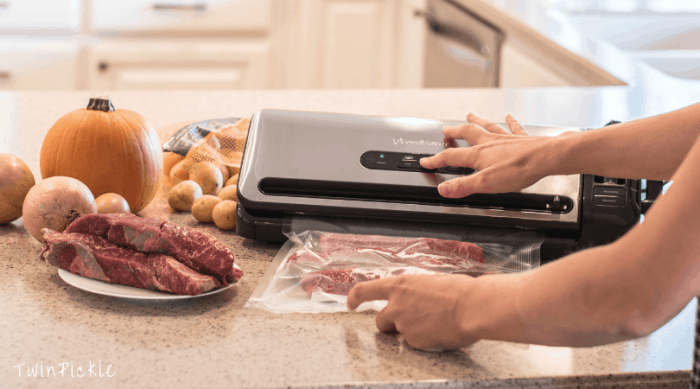 How to Use Foodsave System Vacuum Food Storage #shop