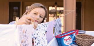 How to Keep Kids Crafts Clean with Persil Proclean Detergent