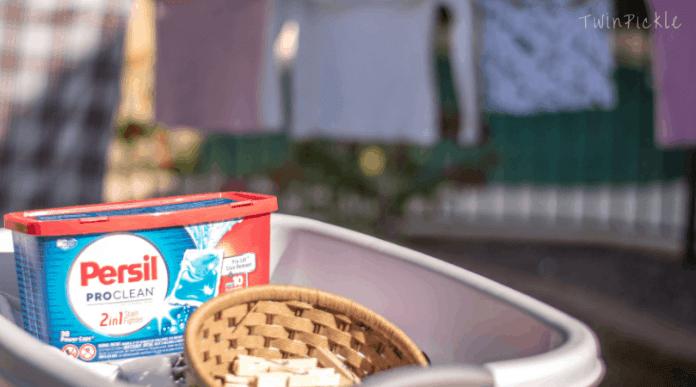 Persil Proclean Power Caps Laundry Detergent