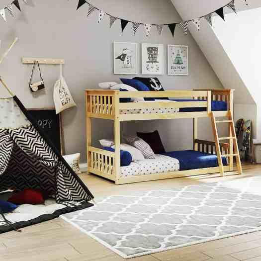 Max & Lily Low Level Bunk Bed