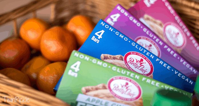 Non GMO gluten free snacks