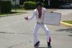 Yard Sale 'Elvis'
